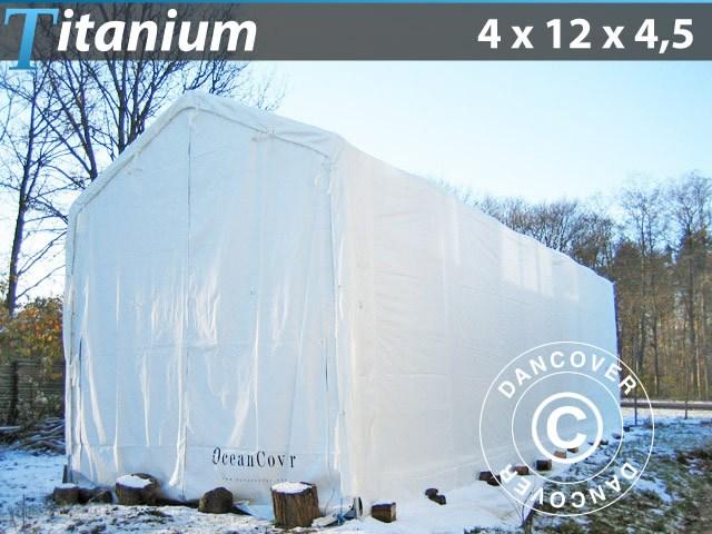 Pressuhalli Titanium 4 x 12 x 4,5 m