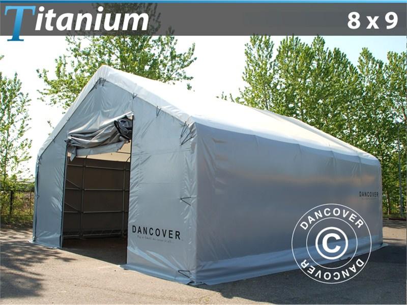 Pressuhalli Titanium 8 x 9 x 3 x 5 m