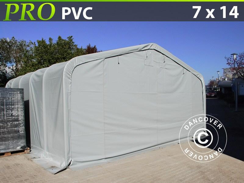 Varastoteltta-PRO-7X14X38-M-PVC